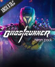 Ghostrunner Neon Pack