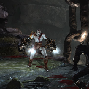 God of War 3 Remastered PS4 Gameplay Image