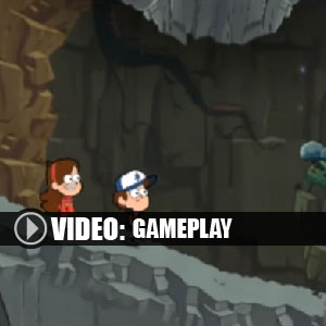 Gravity Falls Nintendo 3DS Gameplay Video