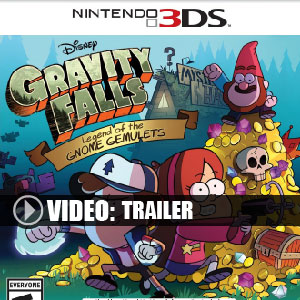 Buy Gravity Falls Nintendo 3DS Download Code Compare Prices