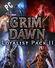 Grim Dawn Steam Loyalist Items Pack 2