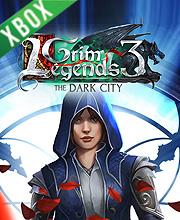 Grim Legends 3 The Dark City