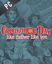 Groundhog Day Like Father Like Son