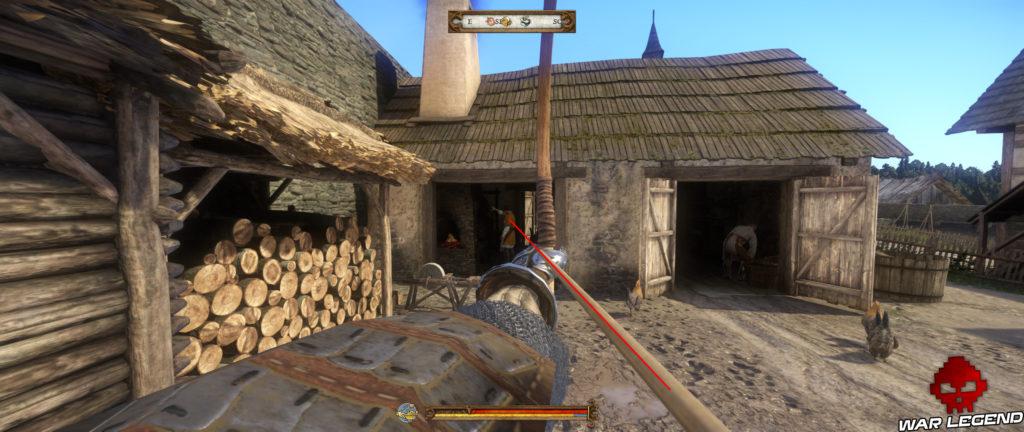 Kingdom Come: Deliverance Master the bow