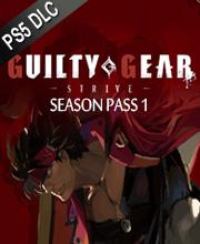 Guilty Gear Strive Season Pass 1