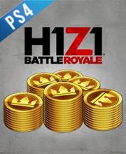 H1Z1 Battle Royale Crowns