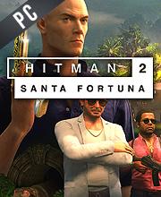 HITMAN 2 Santa Fortuna