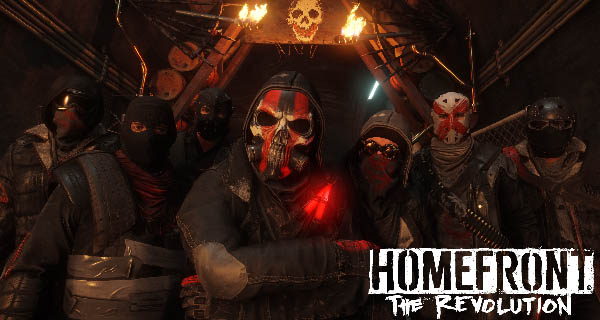 First DLC Of Homefront: The Revolution Cover
