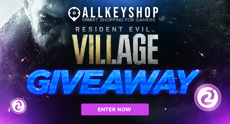 Resident Evil Village PC Giveaway