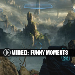 Halo The Master Chief Collection Xbox One Funny Moments