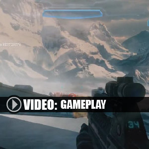 Halo The Master Chief Collection Xbox One Gameplay Video