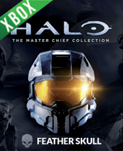 Halo The Master Chief Collection Feather Skull