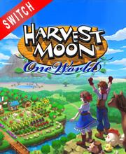 Harvest Moon One World