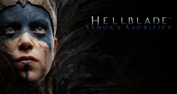 Hellblade Senua's Sacrifice Announced Cover