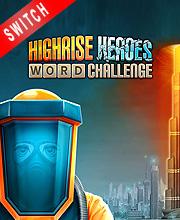Highrise Heroes Word Challenge