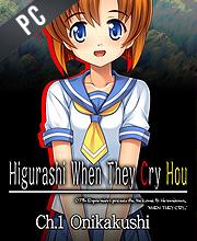 Higurashi When They Cry Hou Ch1 Onikakushi
