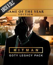 HITMAN GOTY Legacy Pack