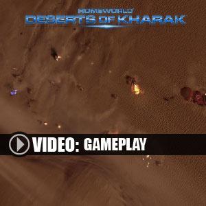 Homeworld Deserts of Kharak Gameplay Video