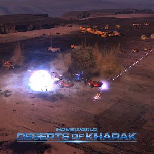 Homeworld Tactical combat