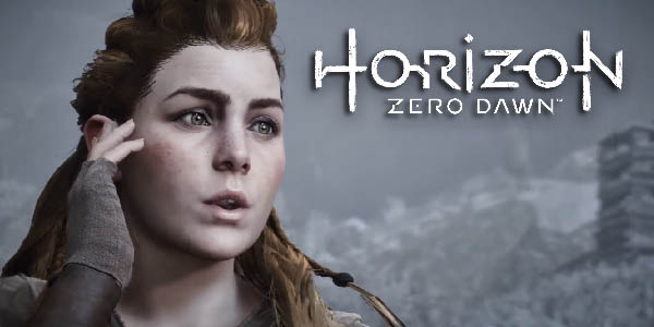 Horizon Zero Dawn Cinematic Trailer Center