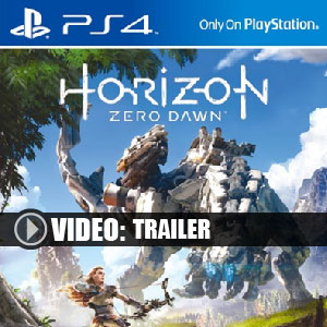 Horizon Zero Dawn PS4 Prices Digital or Physical Edition