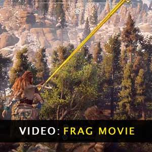 Horizon Zero Dawn PS4 frag movie
