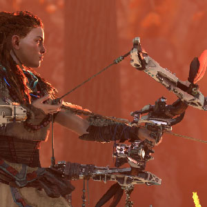 Horizon Zero Dawn PS4 Interface