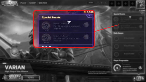 Overwatch Special Events