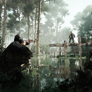 Hunt Showdown Co-op