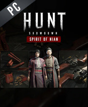 Hunt Showdown Spirit of Nian