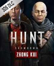 Hunt Showdown Zhong Kui