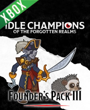 Idle Champions Founders Pack 3