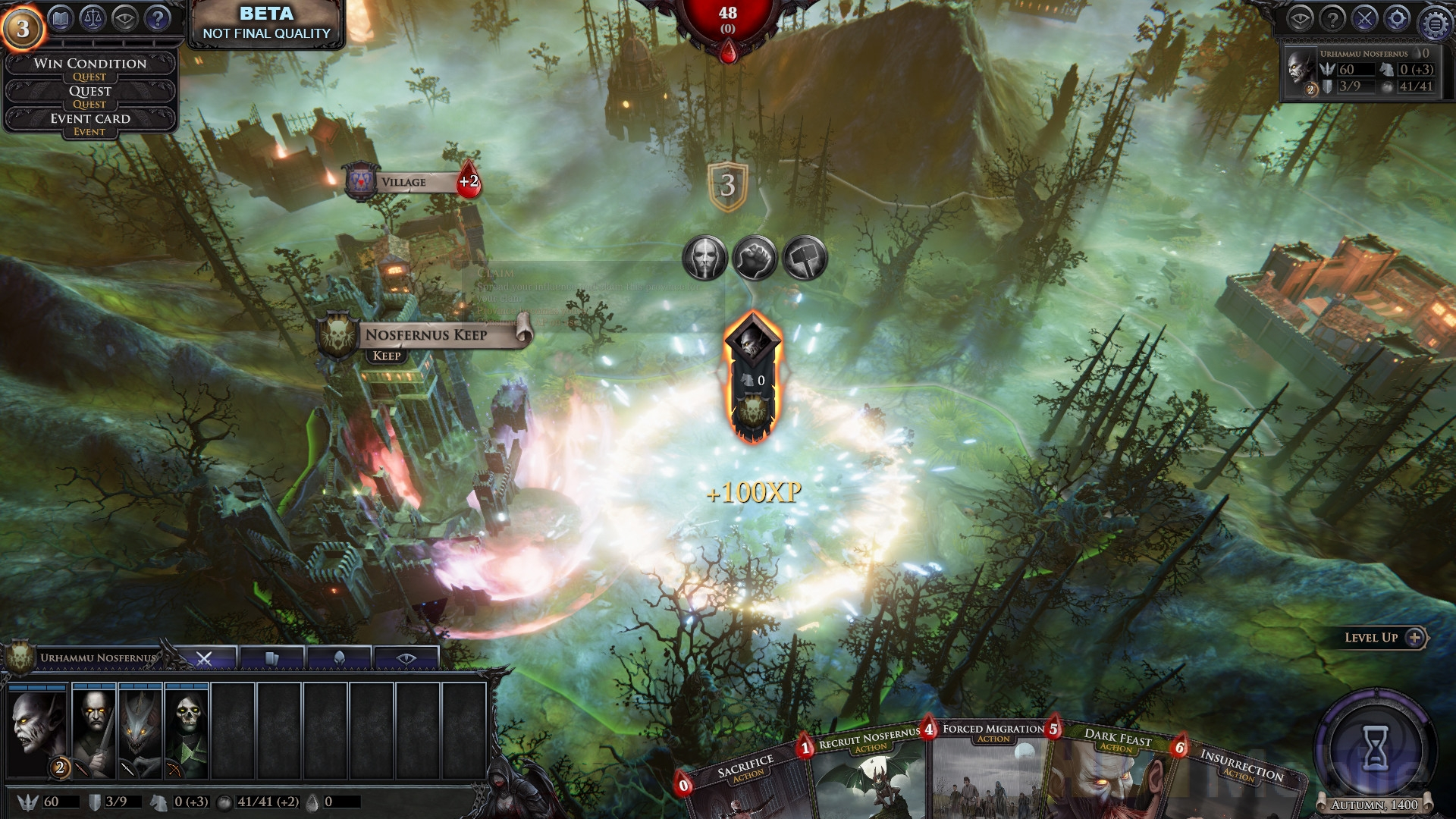 Immortal Realms: Vampire Wars Key Features and Storyline