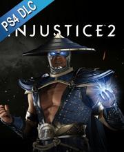 Injustice 2 Raiden
