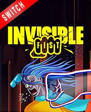 Invisible Fist