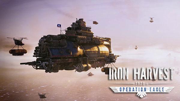 Iron Harvest Operation Eagle Flying Units