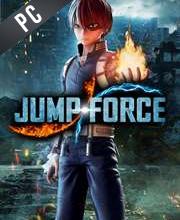 JUMP FORCE Character Pack 10 Shoto Todoroki