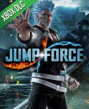 JUMP FORCE Character Pack 8 Grimmjow Jaegerjaquez