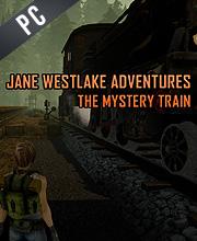 Jane Westlake Adventures The Mystery Train
