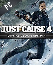 Just Cause 4 Digital Deluxe Content