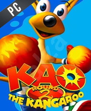 Kao the Kangaroo Round 2