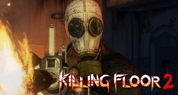 Killing Floor 2 Full Release Trailer Cover