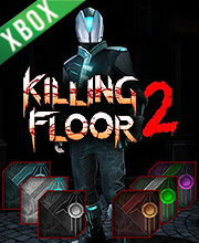 Killing Floor 2 Cyberpunk Outfit Bundle