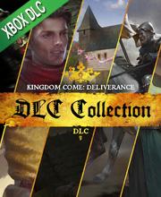 Kingdom Come Deliverance DLC Collection