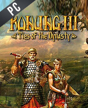 Konung 3 Ties of the Dynasty