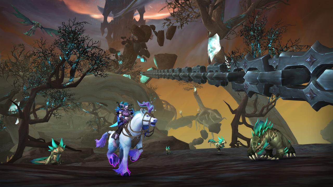 Buy world of Warcraft Shadowlands CD key