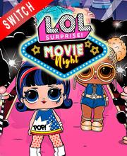 L.O.L. Surprise! Movie Night