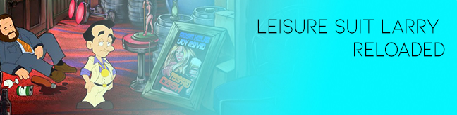 Leisure Suit Larry Reloaded price drop