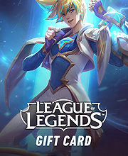 League Of Legends Gift Card