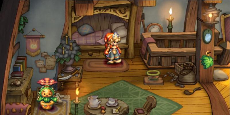 Legend of Mana Character